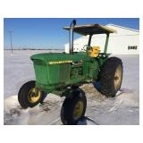 JD 4020 diesel turbo new clutch new radiator good rubber
