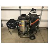 Aladin hot water power washer-3 gpm at 850 psi-120 volt