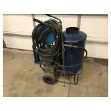 Farley hot water power washer-3gpm at 850psi-120 volt