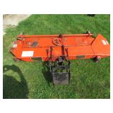 "Case-Ingersoll 60""mowerdeck model no. IMG1847"