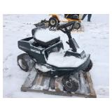 Craftsman mower 10hp - 30""