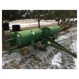 JD model 494A - 4 row planter