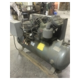 7 1/2 hp Ingersoll air compressor