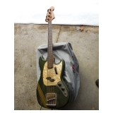 Fender Mustang Bass Guitar #33C658