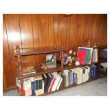 Asst Books, Shelf Wall Unit