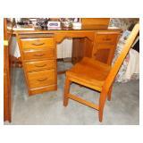 Oak Office Chairs