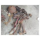Asst Wrenches, Pulleys