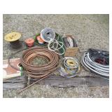 Copper Line & Wiring