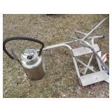 Paint Sprayer, Ladder Stabilizer