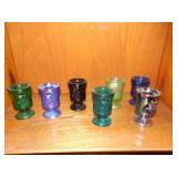 Boyd's Crystal Art Glass Hopalong Cassidy Series