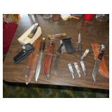 Asst Pocket Knives