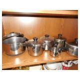 Pot/Pan Sets