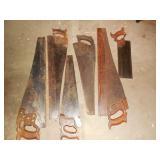 Asst handsaws