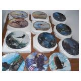 Bradford Collectible Plates