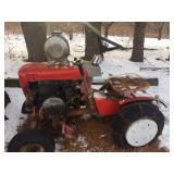 Wheelhorse Garden Tractor