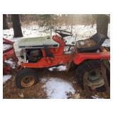 Simplicity 3314 U Lawn Tractor