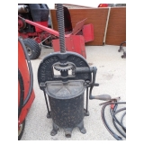 Enterprise Cast Iron Sausage/Lard Press