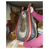 Horse Collar with Mirror