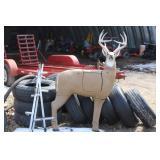 Glendel buck target