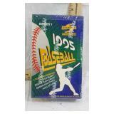 unopened 1995 pinnacle baseball cards