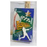 unopened 1995 pinnacle baseball set