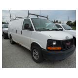 2005 GMC Panel Van