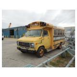 1993 GMC Bus