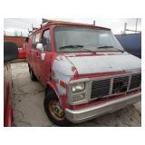 1990 GMC Panel Van