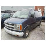 1997 Chevy Panel Van