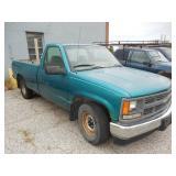 1996 Chevy Silverado