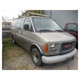2002 GMC Panel Van