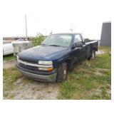 2000 Chevy Silverado PU
