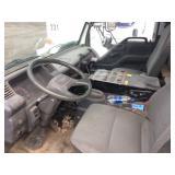 Rear Engine Kubota 4 cyl Diesel