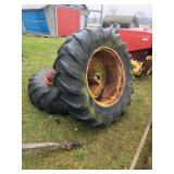 Duals For IH 966  18.4-34