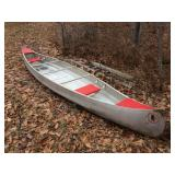 17 ft. Osagian Canoe with paddles
