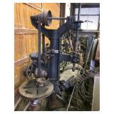 Flat Belt Drill Press