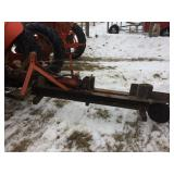 3pt hydraulic log splitter