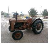 1956 Ford 650 Tractor
