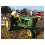 JD 2010 tractor