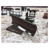 JD 10ft Snow Plow- fits 20- 30 Series