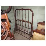 Brass Bed