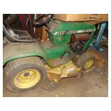 jD Lawn Tractor