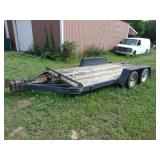 Two Axle Trailer