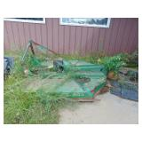 John Deere 603 Brush Chopper 3 pt
