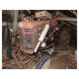 Farmall 100 Tractor