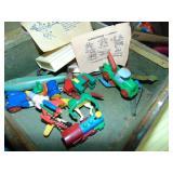 Vintage Puzzle  Toys