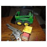 Toy John Deere Skidloader