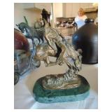 Remington Statue