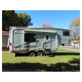 Titanium 24E29 Fifth Wheel 2002