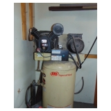 Ingersaul Rand 7.5 Hp compressor